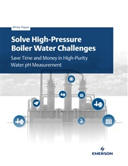 White Paper Solve High-Pressure Boiler Water Challenges